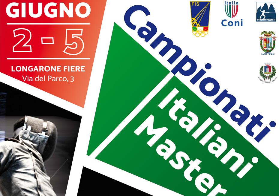 Campionati Italiani Master - Longarone 2017